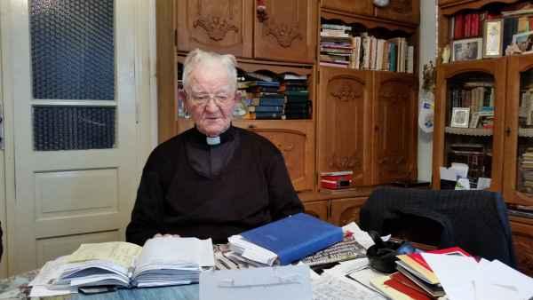 Distinsă Adunare  pentru Sărbătoarea Centenarului  Domniei Sale, Domnului Ioan M. Bota.