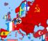 Declarația SUA și a altor 9 state privind ocupația Sovietică a Europei Centrale și de Est. Scrisoarea Partidului Corectei Guvernări.