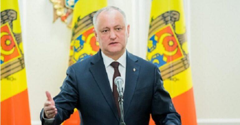 """Elita Basarabiei îl acuză pe DODON,  """"Președintele R. Moldova"""", de crime și înaltă trădare"""